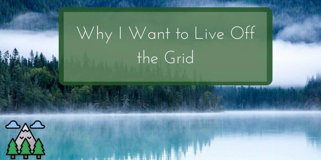 live off the grid