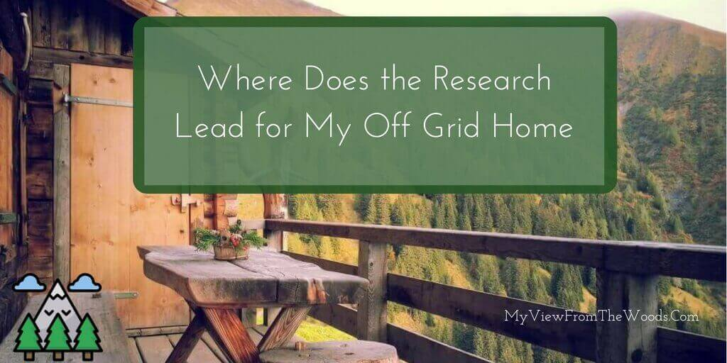 where to live off the grid