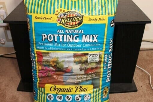 kellogg potting soil