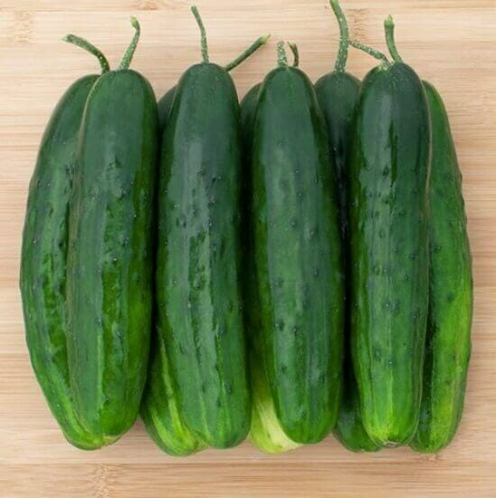 market cucumber