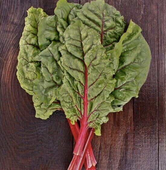 Ruby Red Chard