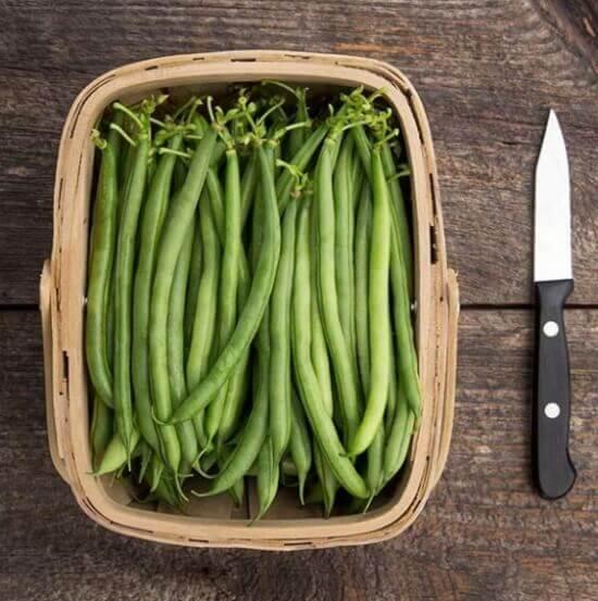 Seychelles Pole beans